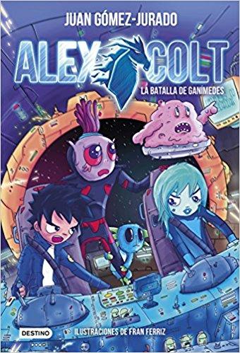 Alex Colt: La batalla de Ganímedes